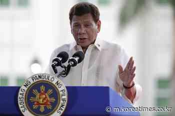 International Criminal Court seeks to investigate Philippines' deadly crackdown on drug crime - koreatimes