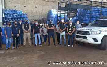 Policia Civil de Pernambuco deflagra operação em Santa Cruz do Capibaribe - Voz de Pernambuco