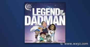 'Legend of the Dadman' combines hip hop and bedtime stories - WXYZ
