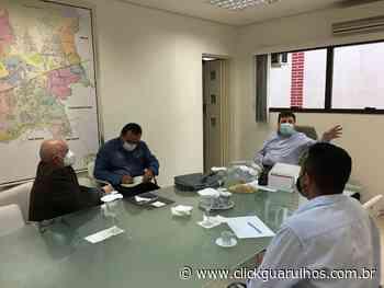 CIESP recebe representantes da Frente Ciro Gomes Guarulhos - Click Guarulhos