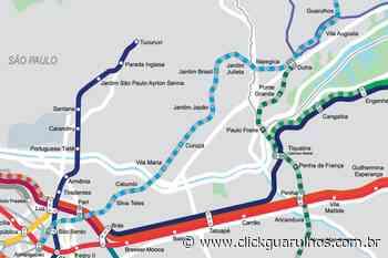 """Metrô até Guarulhos ainda depende de recursos e """"plano que integra as demais linhas"""" - Click Guarulhos"""