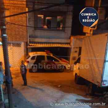 Dois homens foram baleados durante a madrugada na região de Cumbica - Guarulhos Hoje