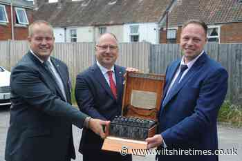 Polish Ambassador opens a new consul office in Trowbridge - Wiltshire Times