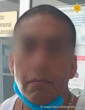 Un detenido por robo en la colonia Cerrito Colorado, QRO - Obtura Fotógrafos