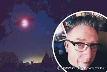 Artist reveals truth about Sedgley alien abductions sign pic | Dudley News - Dudley News