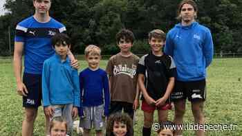 Le Montat. L'école de rugby à XIII a retrouvé la pelouse - ladepeche.fr