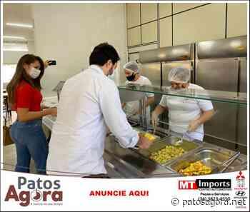 Prefeitura apresenta adequações no Restaurante Popular - Patos Agora