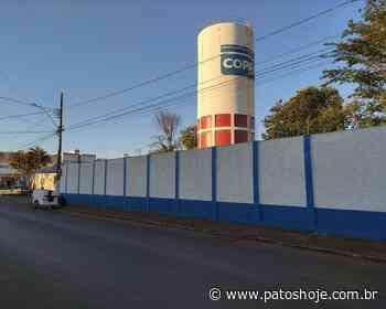 Copasa comunica interrupção no fornecimento de água para sete bairros de Patos de Minas - Patos Hoje - Notícias de Patos de Minas