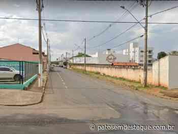 Rua Vereador João Pacheco interditada para obras da Copasa - Patos em Destaque