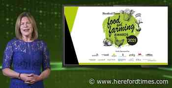 Hereford Times Food and Farming Awards 2021 announced live tonight
