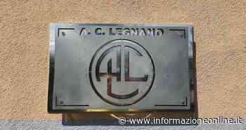 Una nuova targa per il Legnano dall'azienda Barlocco - InformazioneOnline.it