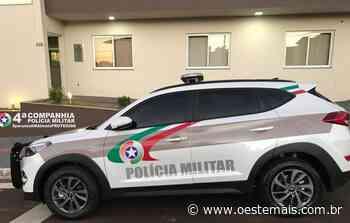 Polícia Militar de Faxinal dos Guedes recebe nova viatura de R$ 161 mil - Oeste Mais