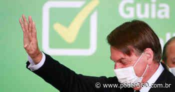 No Alvorada, Bolsonaro e aliados discutem futuro partido para 2022 - Poder360