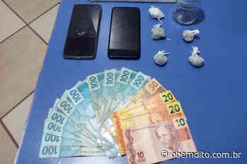 Adolescente que aplicava golpes com cartões de crédito é apreendido no Alvorada - OBemdito