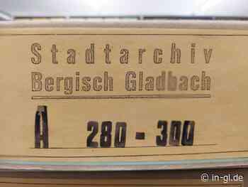 Das Gedächtnis der Stadt wird digital - iGL Bürgerportal Bergisch Gladbach