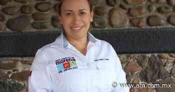 Adelanta Tania Valdez contienda por distrito local Tepeji - Periódico AM