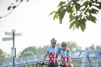 Fietsen voor fietsen naar en op Stelvio