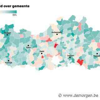 In kaart - Hoeveel vertrouwen geniet uw gemeentebestuur? Bekijk het hier