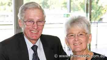 Bradford honoured for lifetime achievements - Farm Weekly