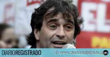 El dirigente del Partido Obrero, Gabriel Solano, escribió con un error de ortografía y lo están matando - Diario Registrado