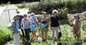 À Saint-Sauveur, la permaculture expliquée au Moulin de Keréon - Le Télégramme