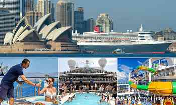 Major cruise operator cancels all voyages to Australia until the end of 2022