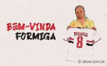 Em suas redes sociais, São Paulo anuncia a volta da volante Formiga - ISTOÉ