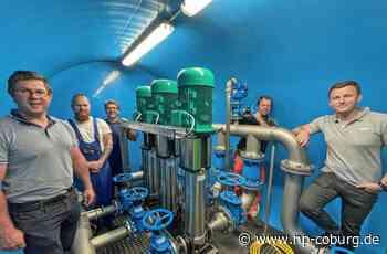 Pressig - Trinkwasser wird rund 30 Prozent teurer - Neue Presse Coburg