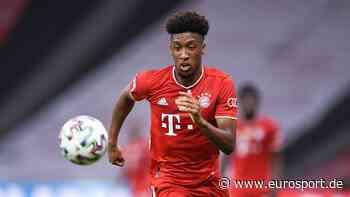 FC Bayern München: Kingsley Coman will Rekordmeister angeblich nicht verlassen - Eurosport DE