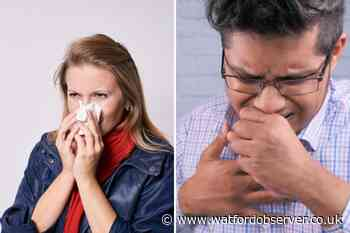 How to tell the difference between Covid-19 and hay fever