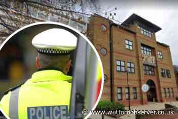 Man caught with cannabis by police in High Road, Leavesden