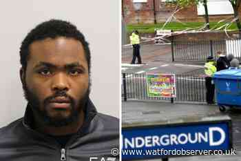 Watford man jailed for shooting of Leon Maxwell in Queensbury