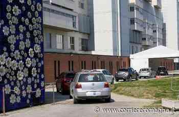 Imola, chiuso anche il drive through dell'ospedale - Corriere Romagna