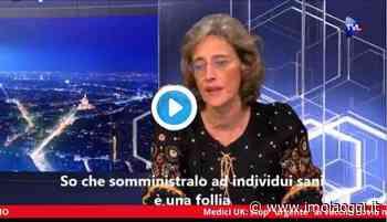 "Medici UK: stop ""urgente"" ai vaccini Covid negli esseri umani • Imola Oggi - Imola Oggi"