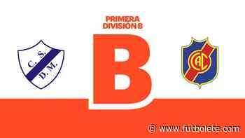 Ver en vivo Deportivo Merlo vs Colegiales por la Primera B Metropolitana de Argentina - Futbolete