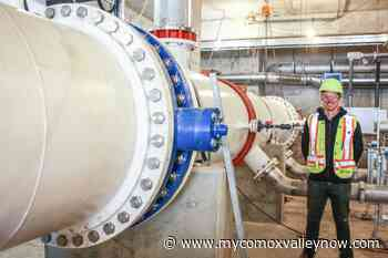 Comox Valley Water Treatment Project nearing completion - My Comox Valley Now