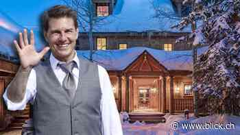 Tom Cruise hat seine Traumvilla in Colorado für 35 Millionen verkauft - BLICK