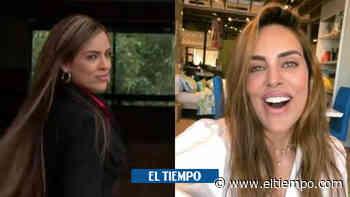 Sara Corrales terminó en urgencias debido a una intoxicación - El Tiempo