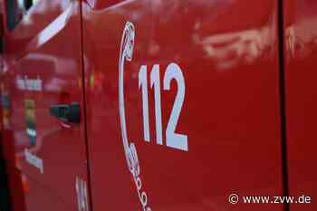 Containerbrand in Fellbach - Blaulicht - Zeitungsverlag Waiblingen - Zeitungsverlag Waiblingen