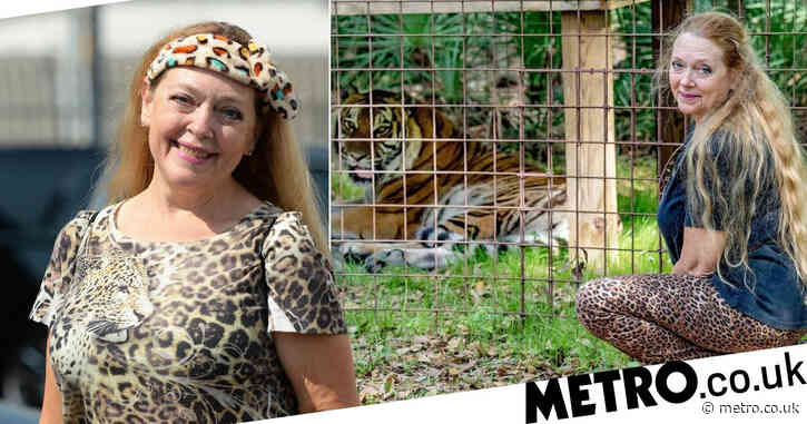 Carole Baskin told Tiger King producers to 'lose my number' after they reached out to 'clear the air'