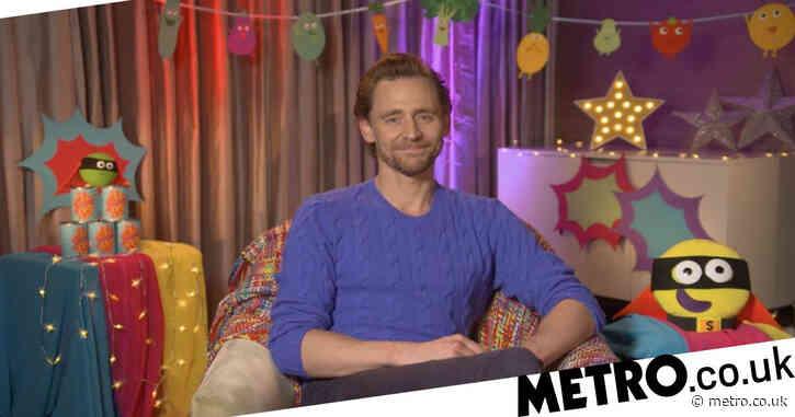 From Loki to CBeebies: Tom Hiddleston to read superhero themed Bedtime Story
