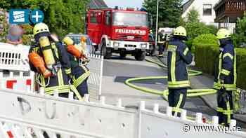 Wilnsdorf: Haushalte zeitweise ohne Strom, Wasser und Gas - Westfalenpost