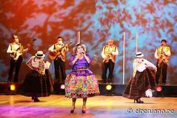 ¡Volvió a vibrar! Teatro Municipal de Lima celebró Día de la Canción Andina con un concierto presencial - El Peruano