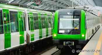 """Metro de Lima: cierran tramo de la estación San Carlos con dirección al norte por un """"hecho fortuito"""" - El Comercio Perú"""