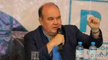 Rafael López Aliaga descarta postular a alcaldía de Lima si se aprueba ley que prohíbe renunciar a ese cargo - RPP Noticias