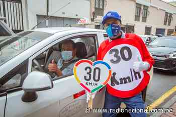 Fantásticos Viales de Lima sensibilizaron a 10 mil ciudadanos en seguridad vial - Radio Nacional del Perú