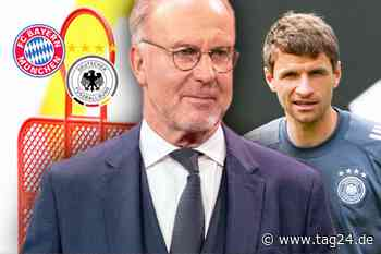 Thomas Müller vom FC Bayern München bei EM - Karl-Heinz Rummenigge erwartet Großes - TAG24
