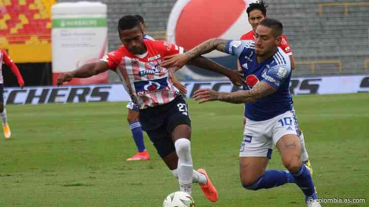 Dimayor sanciona a jugadores de Millonarios y Junior - AS Colombia