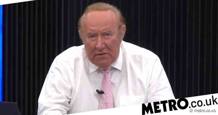 Andrew Neil hits back at notion GB News 'peddles hate' as brands pull out: 'Have a look at our content'