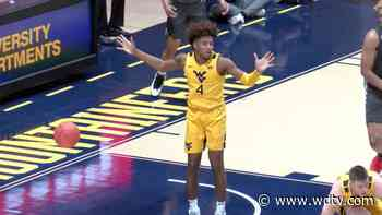 WVU's McBride earns invitation to NBA Draft Combine - WDTV